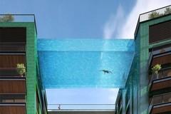 В Лондоне построят бассейн с прозрачным дном