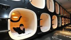 В Японии откроются капсульные отели класса люкс