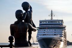 В Одессу могут вернуться круизные лайнеры