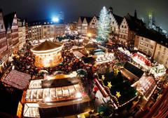 В Берлине открыли рождественские рынки