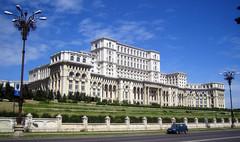 В Бухаресте открыли дворец диктатора
