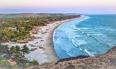А Вы знали, что на Гоа пляжный сезон длится все 365 дней в году?