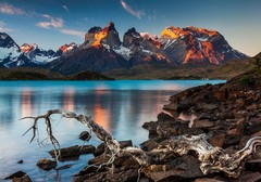 А Вы знали, что в Аргентине раскинулся живописный Озерный край?