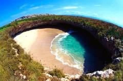 А Вы знали, что в Мексике на островах Мариента спрятался уединенный пляж Плайя-дель-Амор