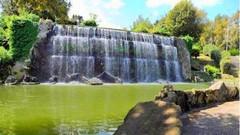 В Риме открылся парк водопадов спустя 56 лет!