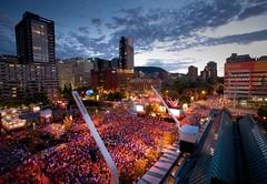 Международный джазовый фестиваль в Монреале