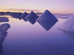 А Вы знали, что в Боливии есть уникальная соляная пустыня под названием Салар де Уюни?