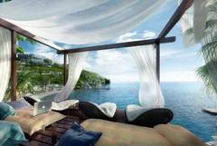 Курортный отель LUX* Bodrum Resort & Residences