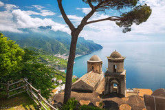 Амальфитанское побережье окутано классической музыкой Вагнера