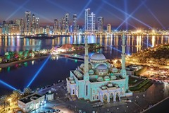 Шарджа - удивительный эмират на побережье Персидского залива.