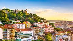 Лиссабон - город на семи холмах!