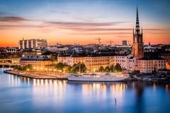 Стокгольм - красивейший город Скандинавии!