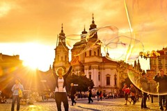 Магическая и сказочная Прага!