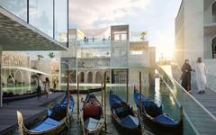 Плавучий курорт в Дубае, вдохновленный Венецией!