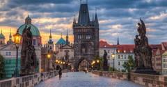 А Вы знали, что Карлов мост одно из старейших сооружений и главных символов столицы Чехии?