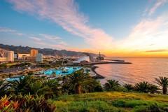 Тенерифе - это лучшие пляжи и невероятные пейзажи, океан, вулкан и попугаи!