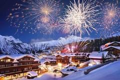 Куршевель - лучший курорт в самом сердце Французских Альп!