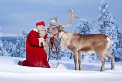 А Вы знали, что в Финляндии действительно расположилась маленькая деревушка Санта-Клауса?