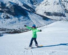 Ливиньо - итальянский альпийский курорт на границе со Швейцарией!