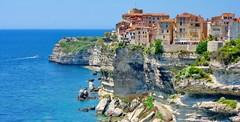 Все пейзажи мира на волшебном острове Корсика!