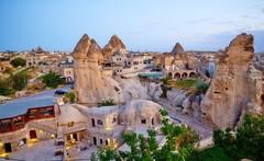 Гёреме - лучшее место для знакомства с достоинствами Каппадокии!