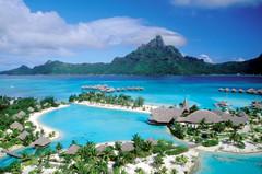 Остров Бора-Бора - рай, затерянный в Тихом океане!