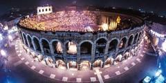 Оперный фестиваль Арена-ди-Верона в Италии!