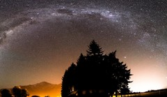 """В небольшом городке Албанья испанской провинции Жирона с 2018 года работает международный тематический парк """"Темное небо"""""""