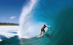 Гили Эйр есть отличный серфспот для опытных серферов