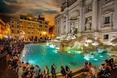 А Вы знали, что в Риме расположены 8 самых красивых фонтанов?