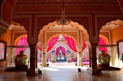 Джайпур - «розовый город» Индии и столица штата Раджастан!