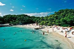 пляж Кала-Туркета