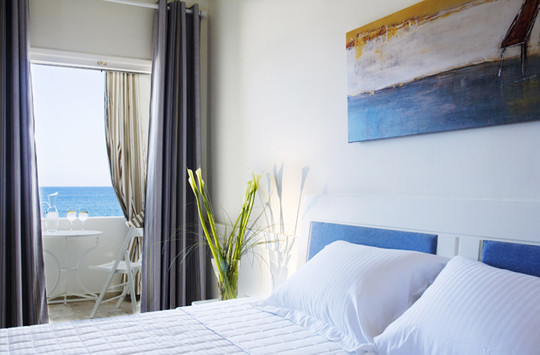 Однокомнатная квартира в остров Санторини