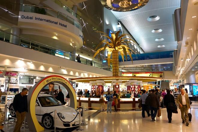 В аэропорту Дубай вводят дополнительный сбор