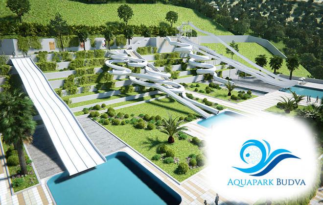 В Черногории новый аквапарк