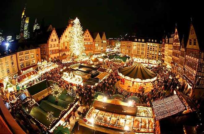 Рождество в Праге - Туры в Чехию от Роза Ветров