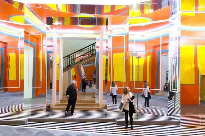 Вход свободный! Музей современного искусства MADRE ждет всех!