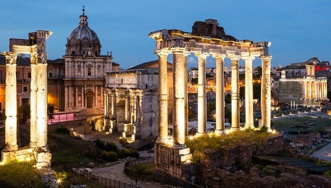 Роскошные апартаменты в римском Baglioni!