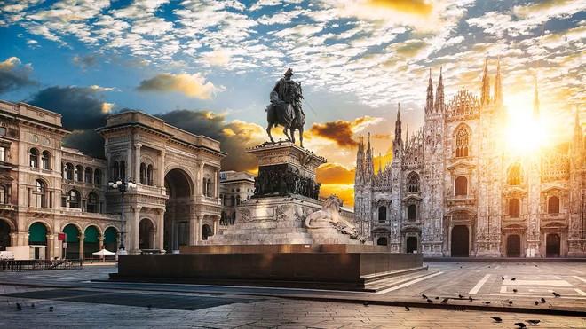 Милан - мир моды, стиля и шоппинга!
