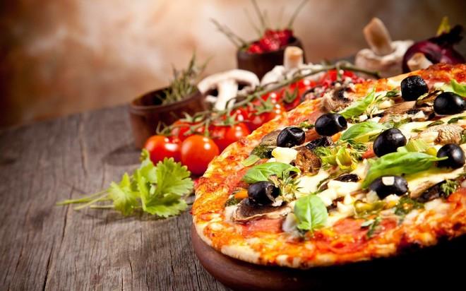 Карта лучших пиццерий в Италии!
