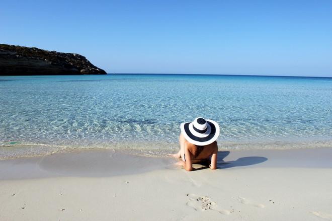 Спьяджа-деи-Конильи - самый красивый пляж Италии!