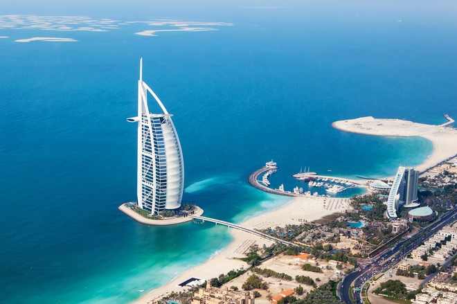 Дубай - удивительное открытие Востока!