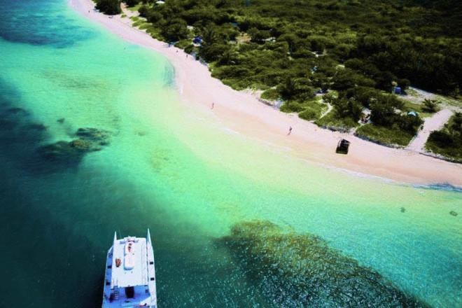 Пляж Фламенко